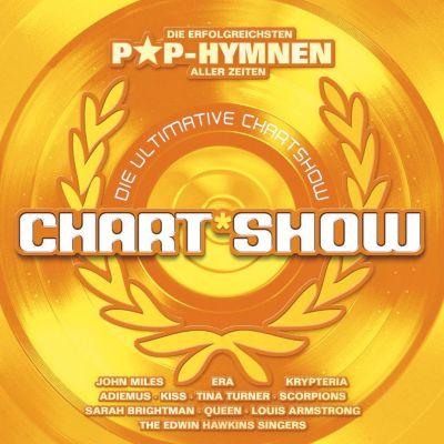 Die ultimative Chartshow - Pop-Hymnen, Diverse Interpreten