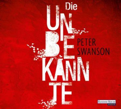 Die Unbekannte, 6 Audio-CDs, Peter Swanson