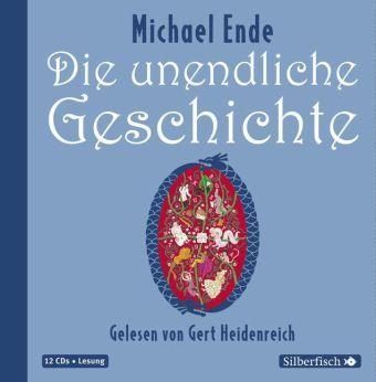 Die unendliche Geschichte, 12 Audio-CDs, Michael Ende