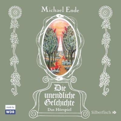 Die unendliche Geschichte, 6 Audio-CDs, Michael Ende