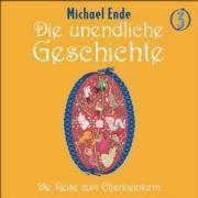 Die unendliche Geschichte, Audio-CDs: Folge.3 Die Reise zum Elfenbeinturm, 1 CD-Audio, Michael Ende