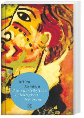 Die unerträgliche Leichtigkeit des Seins, Sonderausgabe, Milan Kundera