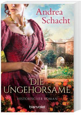 Die Ungehorsame, Andrea Schacht