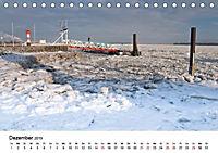 Die Unterelbe (Tischkalender 2019 DIN A5 quer) - Produktdetailbild 10