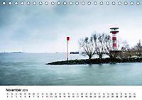 Die Unterelbe (Tischkalender 2019 DIN A5 quer) - Produktdetailbild 13