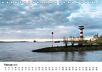 Die Unterelbe (Tischkalender 2019 DIN A5 quer) - Produktdetailbild 2