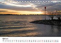 Die Unterelbe (Tischkalender 2019 DIN A5 quer) - Produktdetailbild 4