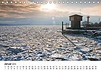 Die Unterelbe (Tischkalender 2019 DIN A5 quer) - Produktdetailbild 1