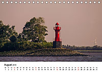 Die Unterelbe (Tischkalender 2019 DIN A5 quer) - Produktdetailbild 8