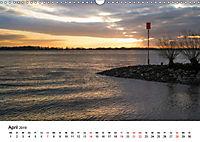 Die Unterelbe (Wandkalender 2019 DIN A3 quer) - Produktdetailbild 4