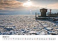 Die Unterelbe (Wandkalender 2019 DIN A3 quer) - Produktdetailbild 1