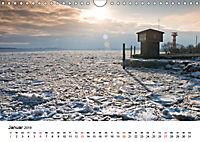 Die Unterelbe (Wandkalender 2019 DIN A4 quer) - Produktdetailbild 1