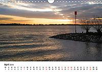 Die Unterelbe (Wandkalender 2019 DIN A4 quer) - Produktdetailbild 4