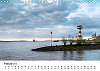 Die Unterelbe (Wandkalender 2019 DIN A4 quer) - Produktdetailbild 2