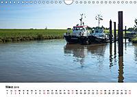 Die Unterelbe (Wandkalender 2019 DIN A4 quer) - Produktdetailbild 3