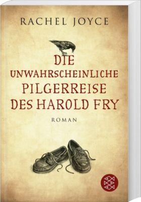 Die unwahrscheinliche Pilgerreise des Harold Fry, Rachel Joyce