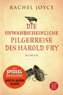 Die unwahrscheinliche Pilgerreise des Harold Fry, Grossdruck, Rachel Joyce