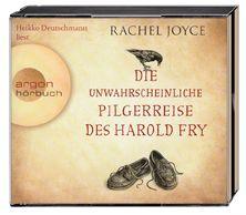 Die unwahrscheinliche Pilgerreise des Harold Fry, 6 CDs - Rachel Joyce pdf epub