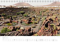 Die unwirkliche Welt von Lanzarote (Tischkalender 2019 DIN A5 quer) - Produktdetailbild 4