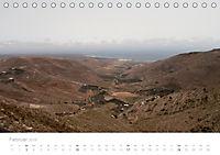 Die unwirkliche Welt von Lanzarote (Tischkalender 2019 DIN A5 quer) - Produktdetailbild 2
