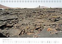 Die unwirkliche Welt von Lanzarote (Tischkalender 2019 DIN A5 quer) - Produktdetailbild 12