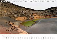 Die unwirkliche Welt von Lanzarote (Tischkalender 2019 DIN A5 quer) - Produktdetailbild 11