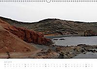 Die unwirkliche Welt von Lanzarote (Wandkalender 2018 DIN A3 quer) Dieser erfolgreiche Kalender wurde dieses Jahr mit gl - Produktdetailbild 7