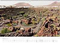 Die unwirkliche Welt von Lanzarote (Wandkalender 2019 DIN A2 quer) - Produktdetailbild 4