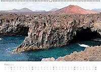 Die unwirkliche Welt von Lanzarote (Wandkalender 2019 DIN A2 quer) - Produktdetailbild 3