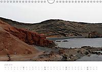 Die unwirkliche Welt von Lanzarote (Wandkalender 2019 DIN A4 quer) - Produktdetailbild 7