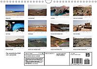 Die unwirkliche Welt von Lanzarote (Wandkalender 2019 DIN A4 quer) - Produktdetailbild 13