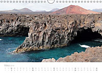 Die unwirkliche Welt von Lanzarote (Wandkalender 2019 DIN A4 quer) - Produktdetailbild 3