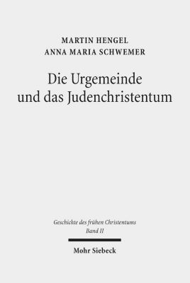 Die Urgemeinde und das Judenchristentum -  pdf epub