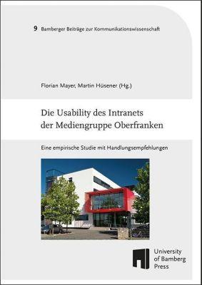 Die Usability des Intranets der Mediengruppe Oberfranken