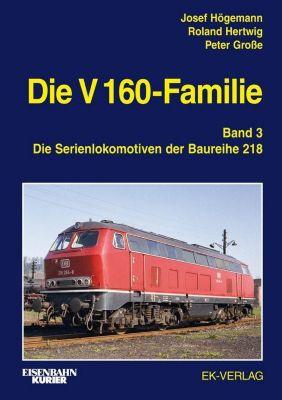Die V 160-Familie -  pdf epub