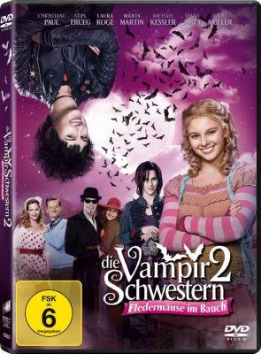 Die Vampirschwestern 2 - Fledermäuse im Bauch, Franziska Gehm