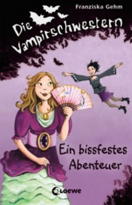 Die Vampirschwestern Band 2: Ein bissfestes Abenteuer, Franziska Gehm