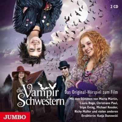 Die Vampirschwestern - Das Original-Hörspiel zum Film, Franziska Gehm