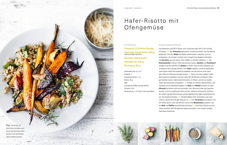 Die vegetarische Fünf-Zutaten-Küche Buch versandkostenfrei ...