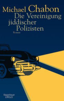 Die Vereinigung jiddischer Polizisten, Michael Chabon