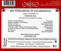 Die Verlobung In San Domingo - Produktdetailbild 1