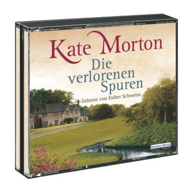 Die verlorenen Spuren, 6 Audio-CDs, Kate Morton