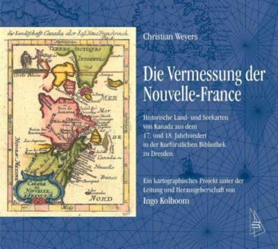 Die Vermessung der Nouvelle-France, Christian Weyers