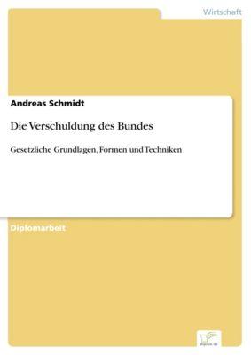 Die Verschuldung des Bundes, Andreas Schmidt