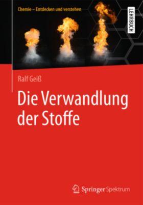 Die Verwandlung der Stoffe, Ralf Geiß
