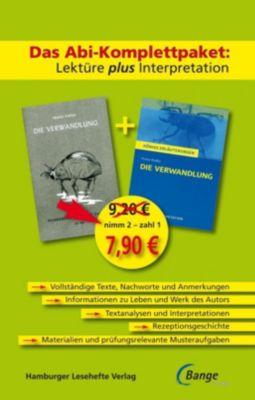 Die Verwandlung, Lektüre plus Interpretation, Franz Kafka