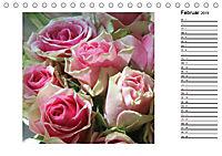 Die vielen Gesichter der Rosen (Tischkalender 2019 DIN A5 quer) - Produktdetailbild 2