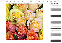 Die vielen Gesichter der Rosen (Tischkalender 2019 DIN A5 quer) - Produktdetailbild 8