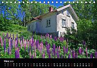 Die Vielfalt Schwedens (Tischkalender 2019 DIN A5 quer) - Produktdetailbild 3