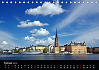Die Vielfalt Schwedens (Tischkalender 2019 DIN A5 quer) - Produktdetailbild 2
